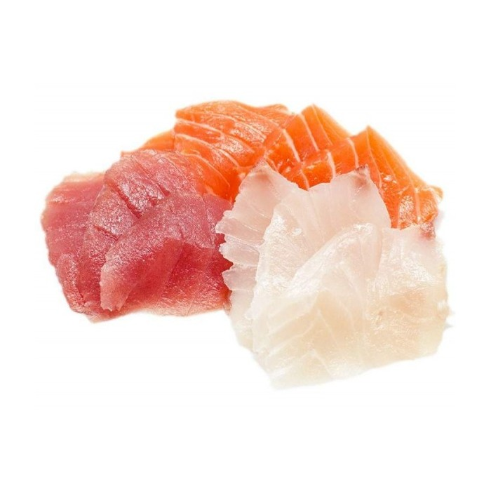 Assortiment de sashimi