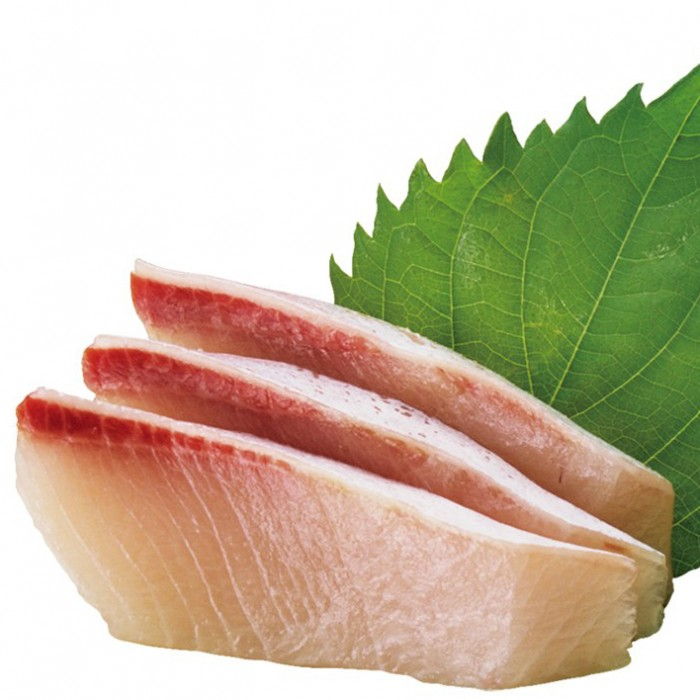 Sashimi daurade