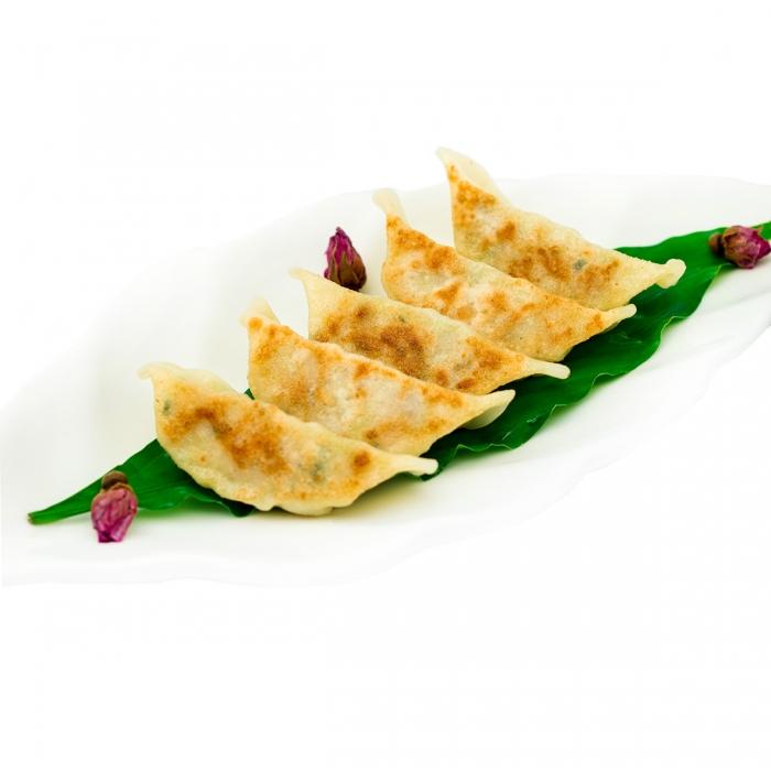 Raviolis aux légumes
