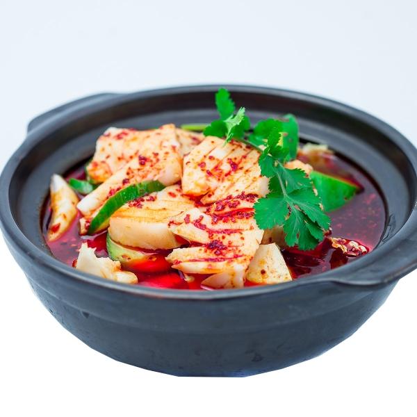 Marmite de poisson façon Sichuan