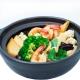 Marmite de tofu aux fruits de mer