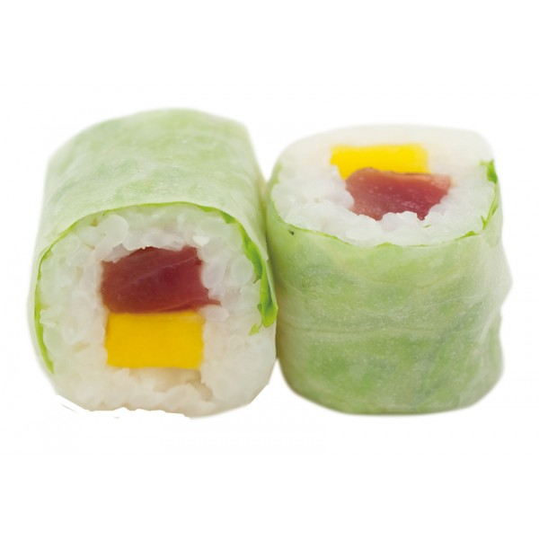 Spring roll thon mangue