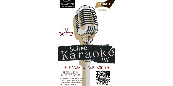 karaoke at panasia cap 3000
