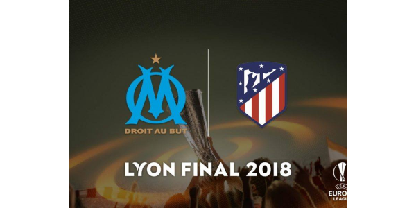 Panasia les Docks  ligue europa final OM – Atlético Madrid
