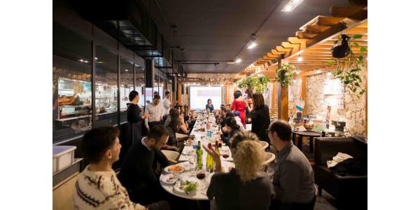 repas des personnels de fin d'année 2018 panasia cap 3000