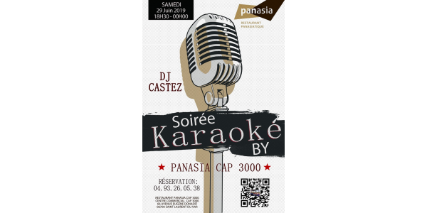 Karaoke Night - Panasia cap 3000