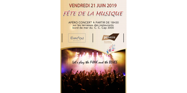 Aperitif Concert - Music Festival Friday 21 June 2019