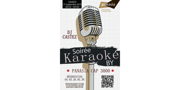 Last karaoke night of the 2019 season at Panasia Cap3000