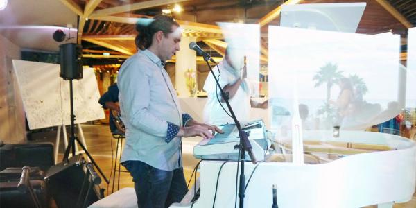 Panasia organise une soirée avec le groupe BROOKLYN le lundi 14.07